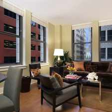 Rental info for Marquette Apartments
