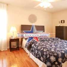 Rental info for N New Braunfels in the Terrell Heights area