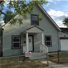 Rental info for 547 E 20th in the Indianapolis area