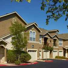 Rental info for Renassiance @ Canyon Springs