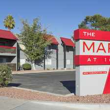 Rental info for The Marq at 1600 in the Henderson area