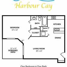 Rental info for Harbour Cay Apartments