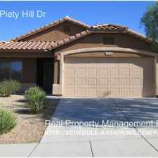 Rental info for 10939 S Piety Hill Dr