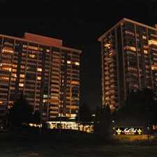 Rental info for North Park Towers