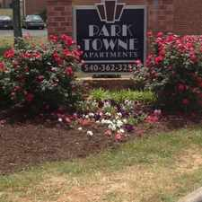 Rental info for Park Towne Apartments