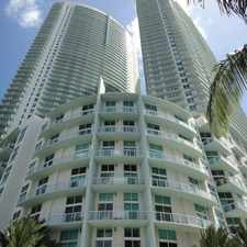 Rental info for 1900 N Bayshore Dr