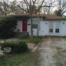 Rental info for Fun and funky 2 bedroom Little Forest Hills home in the Dallas area