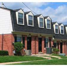 Rental info for Dutch Village Townhomes in the Parkville area