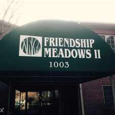 Rental info for Friendship Meadows