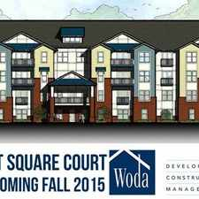 Rental info for Viewmont Square Court