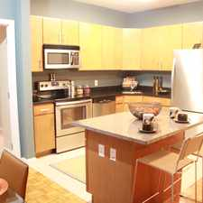 Rental info for NO FEE!! NYC COMMUTE*CONCIERGE*GYM*POOL*LOUNGE*WD IN UNIT*PARKING