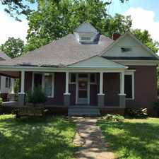 Rental info for Huge House All Electric Sec8 welcome Large rooms make this a great home. Also, there is a large fenced in back yard that's great for kids. Large kitchen and laundry room. A covered front porch is also a nice feature of this home.