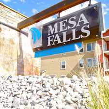 Rental info for Mesa Falls Apartments