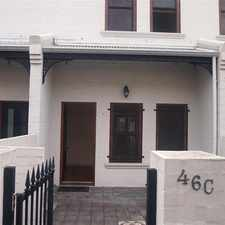 Rental info for Delightful two bedroom townhouse in the heart of Subiaco