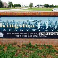 Rental info for Kingston Heights Apartments