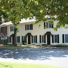Rental info for Butterfield Village in the Memphis area