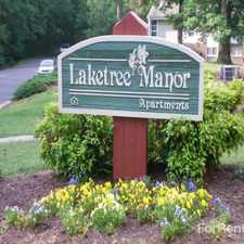 Rental info for Laketree Manor