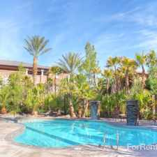 Rental info for Carefree at the Willows in the Las Vegas area