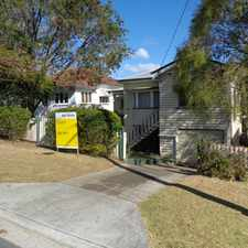 Rental info for Gorgeous Queenslander in the heart of Coorparoo!