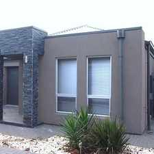 Rental info for Modern Secure Living in the West Lakes area