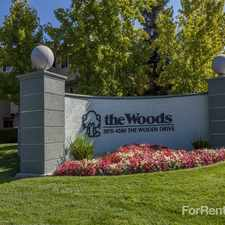 Rental info for The Woods