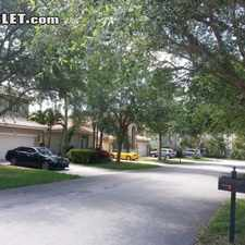 Rental info for $2275 3 bedroom House in Pompano Beach in the Coconut Creek area