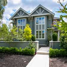 Rental info for 1706 West 15th Avenue in the Shaughnessy area