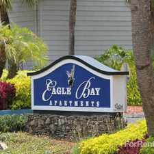 Rental info for Eagle Bay