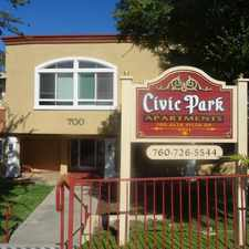 Rental info for Civic Park Apartments