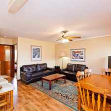Rental info for TOP FLOOR APARTMENT in the Perth area