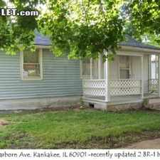 Rental info for Two Bedroom In Kankakee County