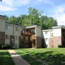 Rental info for Canfield Green Apartments in the St. Louis area