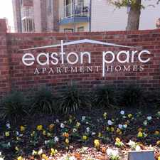 Rental info for Easton Parc