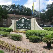 Rental info for Plantation Apartments in the Jacksonville area