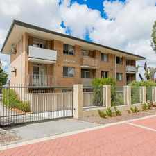 Rental info for LIFESTYLE IN HIGHGATE in the Highgate area