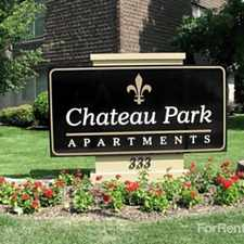 Rental info for Chateau Park
