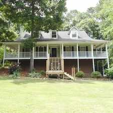Rental info for ^New Rental Home Listing In Hoover!