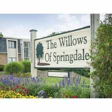 Rental info for Willows of Springdale