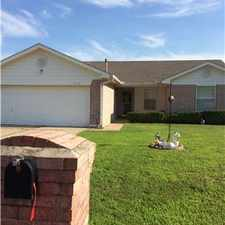 Rental info for Single Family House in Midwest City