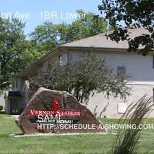 Rental info for 323 E Vernon Ave