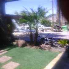 Rental info for POOL HOME AND VIEW