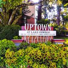 Rental info for Uptown at Lake Oswego