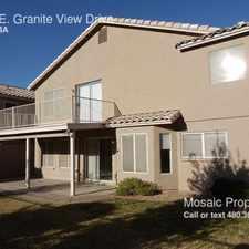 Rental info for 2215 E. Granite View Drive