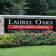 Rental info for Laurel Oaks in the Raleigh area