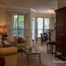 Rental info for The Huntington at King Farm