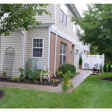 Rental info for 2BR + large LOFT, 2 Car Gar GATED, MOVE IN SPECIAL in the Indianapolis area