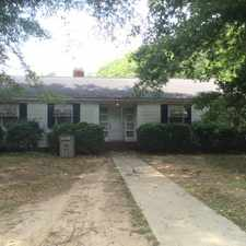 Rental info for $100 off the first full months rent! 2 Bedroom/1 Bathroom for Rent in Gastonia, NC!