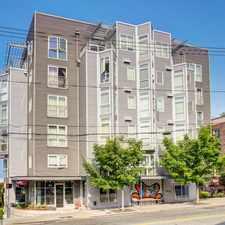 Rental info for Upgrade Real Estate Presents: 103 Bellevue Ave E #103 Seattle, WA 98102