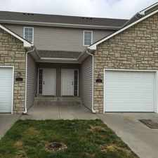 Rental info for RENT INCENTIVE! rentadvanced.com 2 bed townhome close to Ft. Riley!