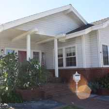 Rental info for Rare 4 bed/3 bath Front House Historic Old Torrance! in the Olde Torrance area